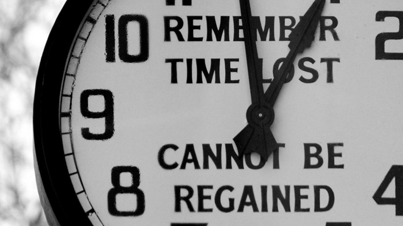 The New Era of Time Management